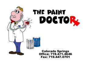 The Paint Doctor