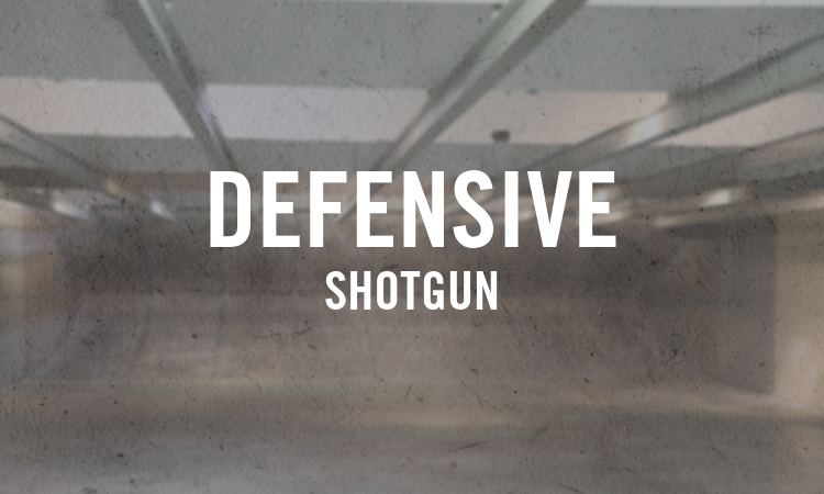 Defensive Shotgun