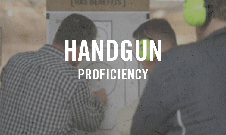 Handgun Proficiency